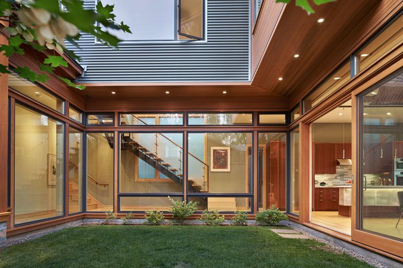 Deschute House Design