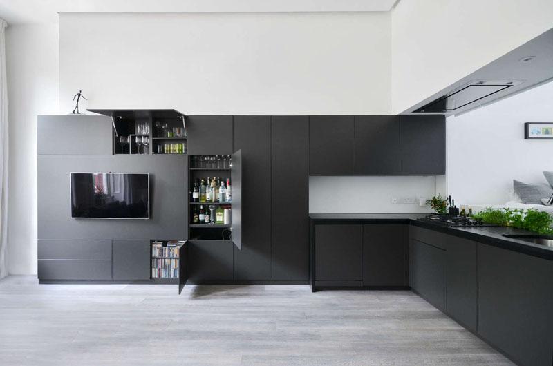 Never Square Apartment Design