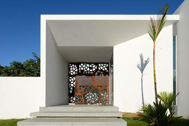 gardenia exterior