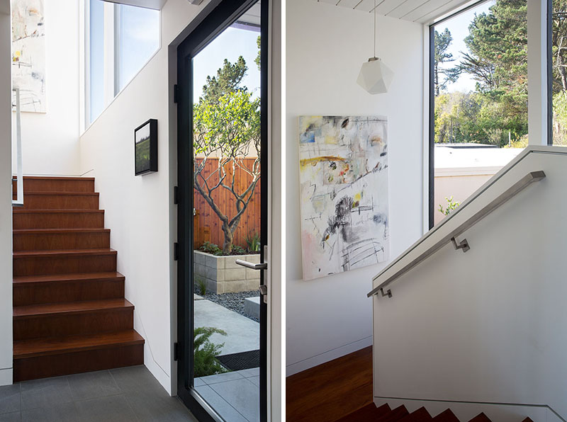 San Francisco Eichler House interior