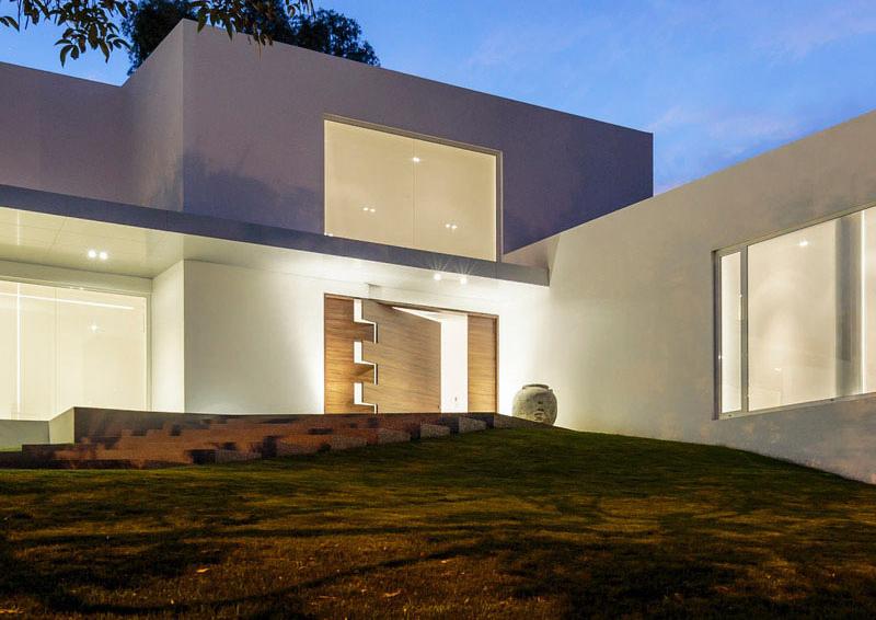 cumbaya residence exterior