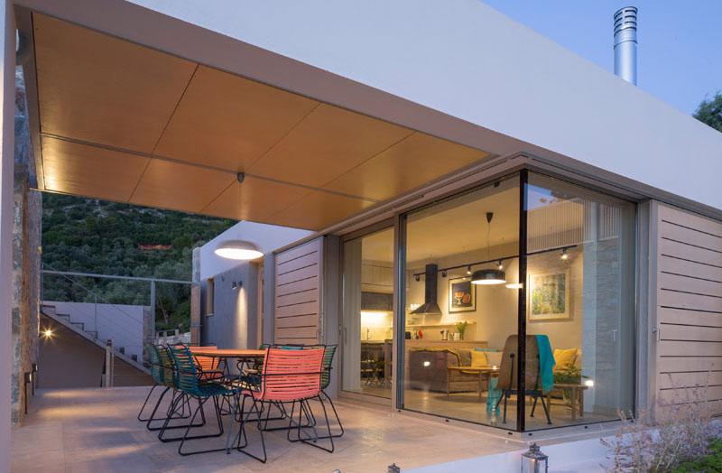 Atrium Villas living spaces