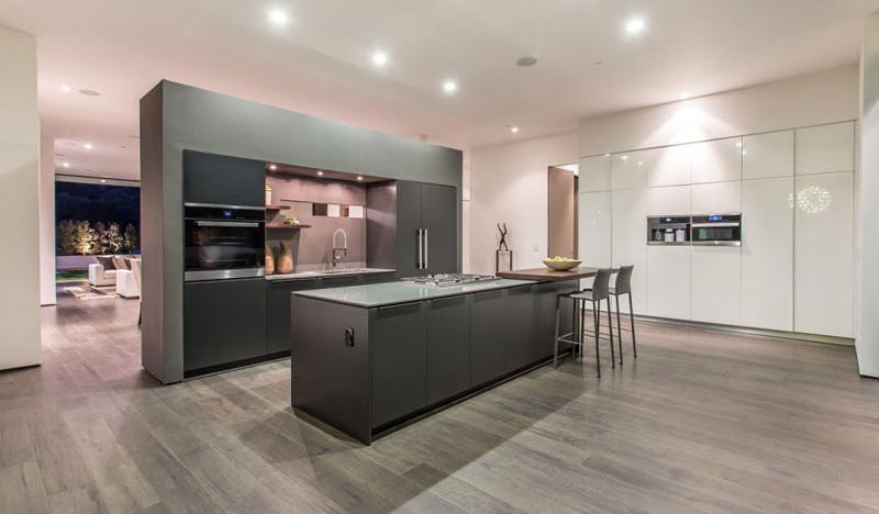 Rising Glen kitchen view