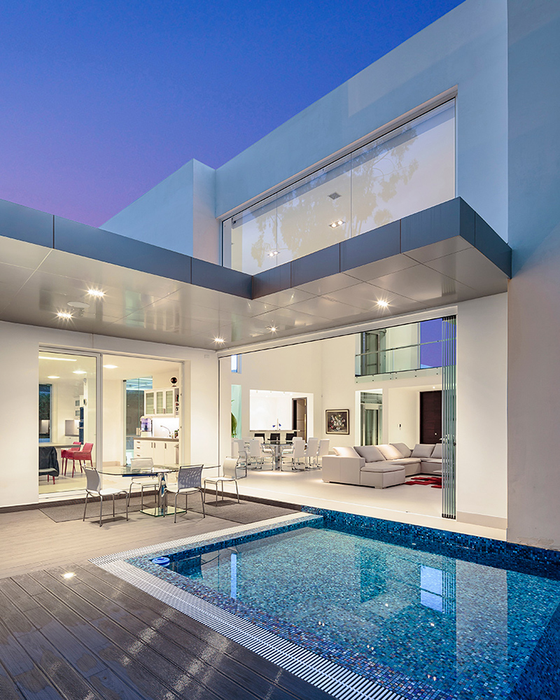cumbaya residence pool