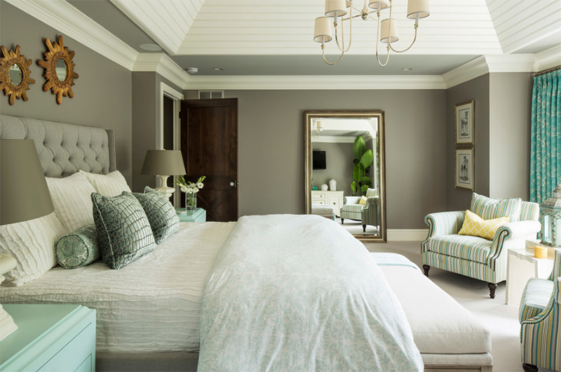 Wonderful Transitional Bedroom Ideas Part - 6: Minnesota Residence