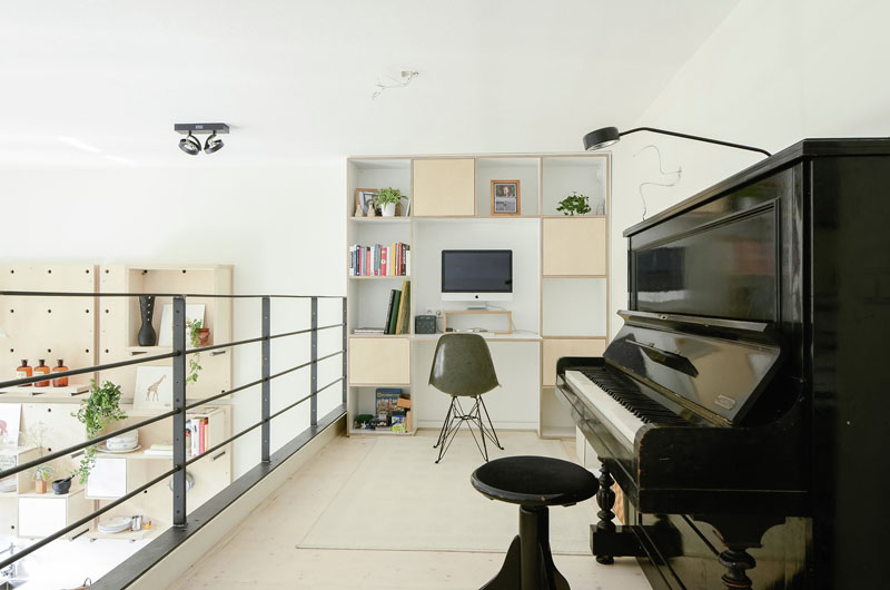 Ons Dorp old school conversion loft