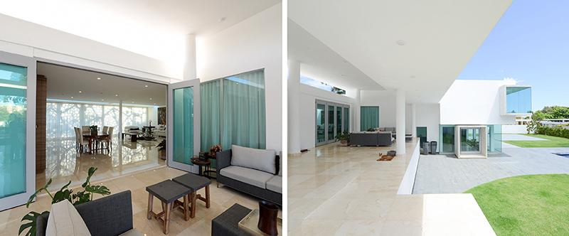 gardenia living room