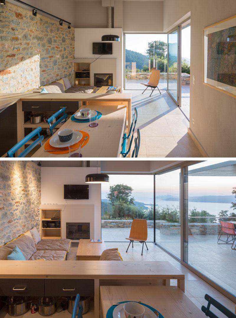 Atrium Villas kitchen