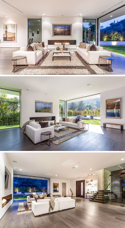 Rising Glen living room