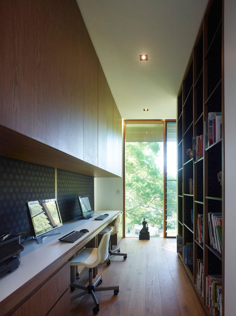 Deerhurst House home office