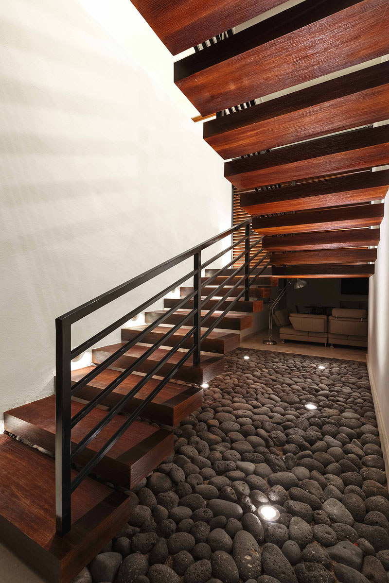 Casa Sal stairs