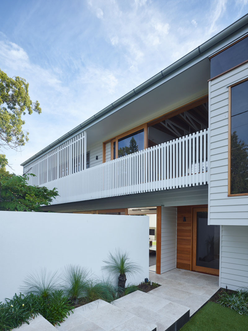 Corner House exterior