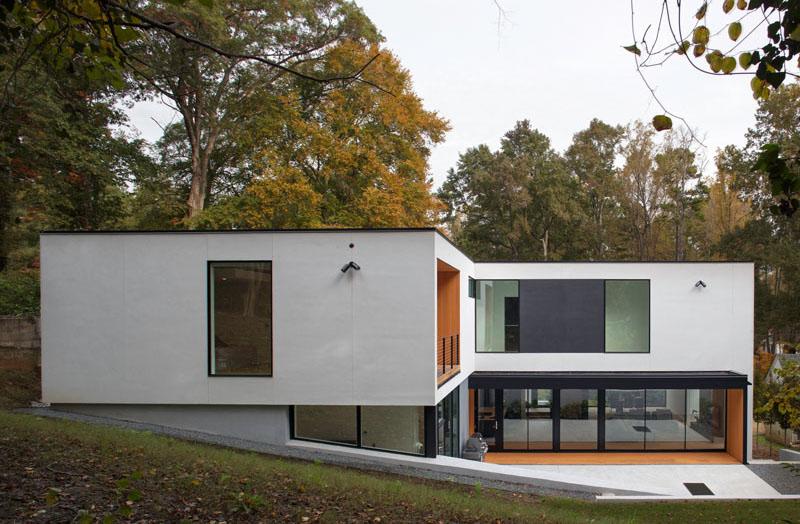 medlin residence exterior