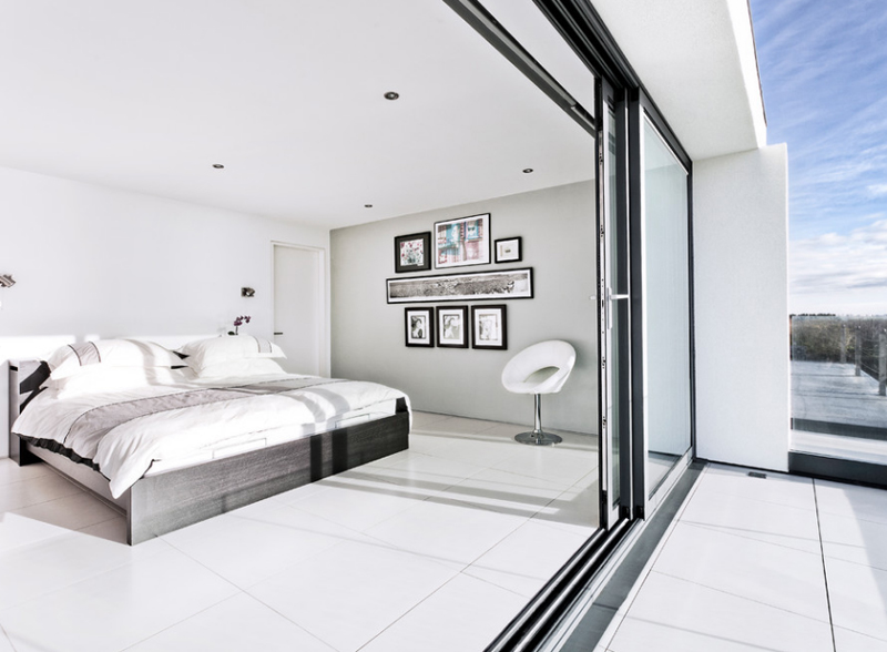 20 contemporary bedrooms with balcony