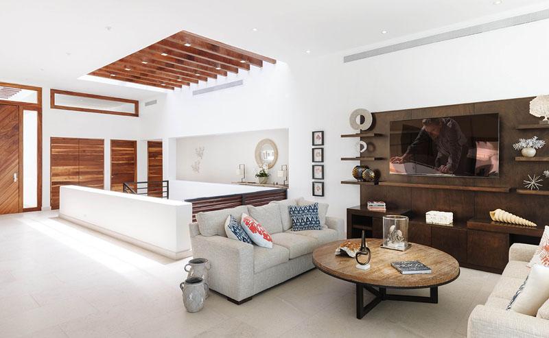 Casa Sal living area