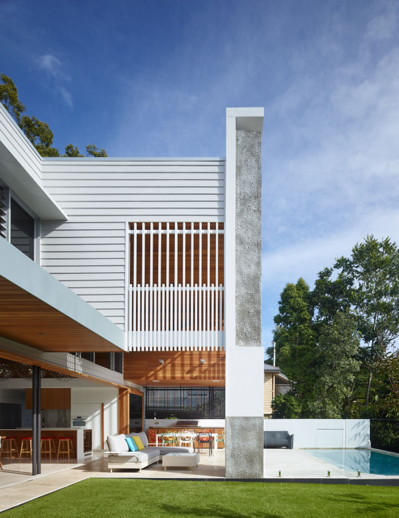 Corner House indoor/outdoor living
