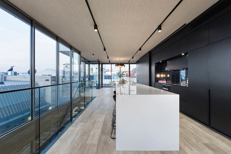 Feldman House cabinetry