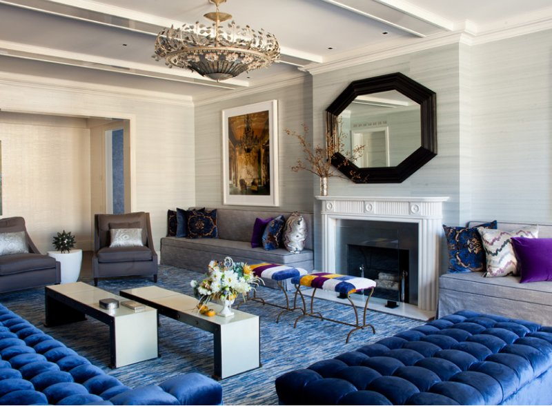 20 Stunning Living Rooms With Multiple Coffee Tables Home Design Lover