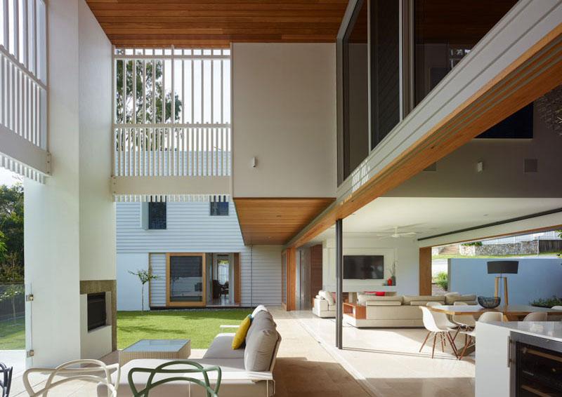 Corner House design