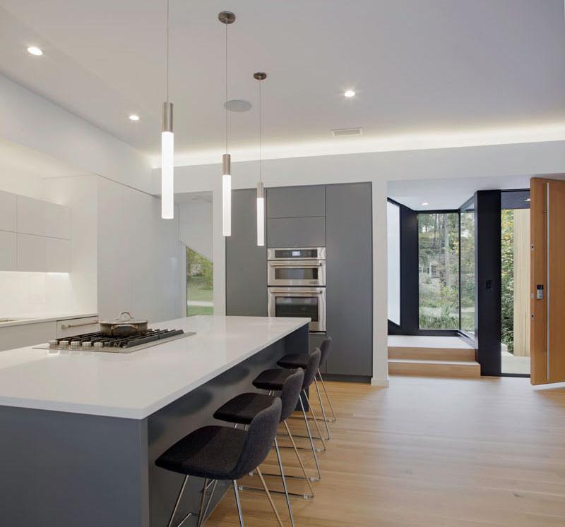 medlin residence kitchen