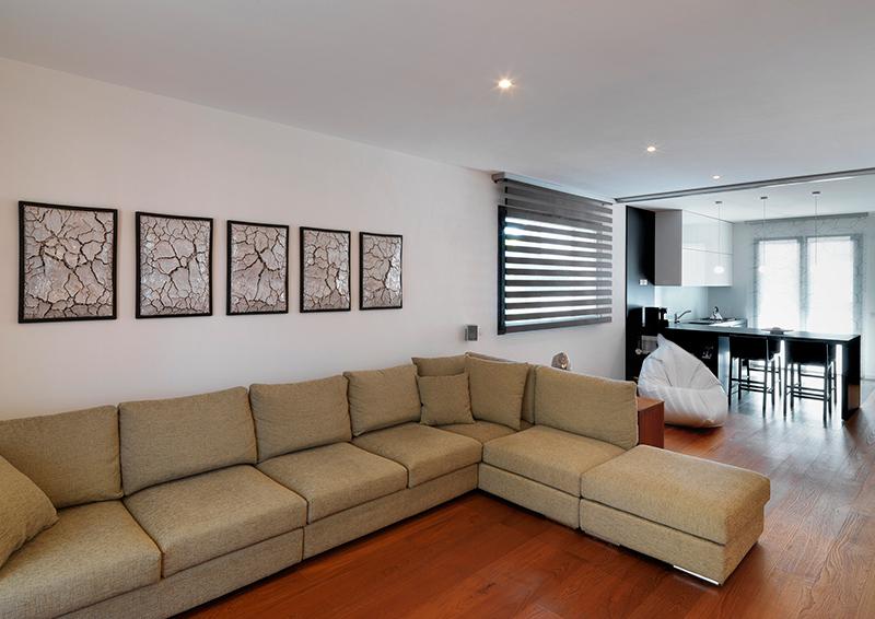 RGR House sofa