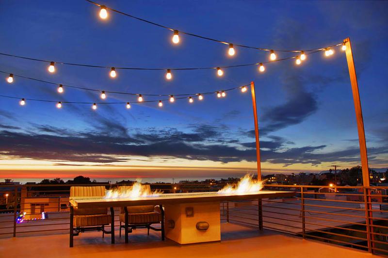 20 Beautiful Outdoor String Lights Set Up | Home Design Lover