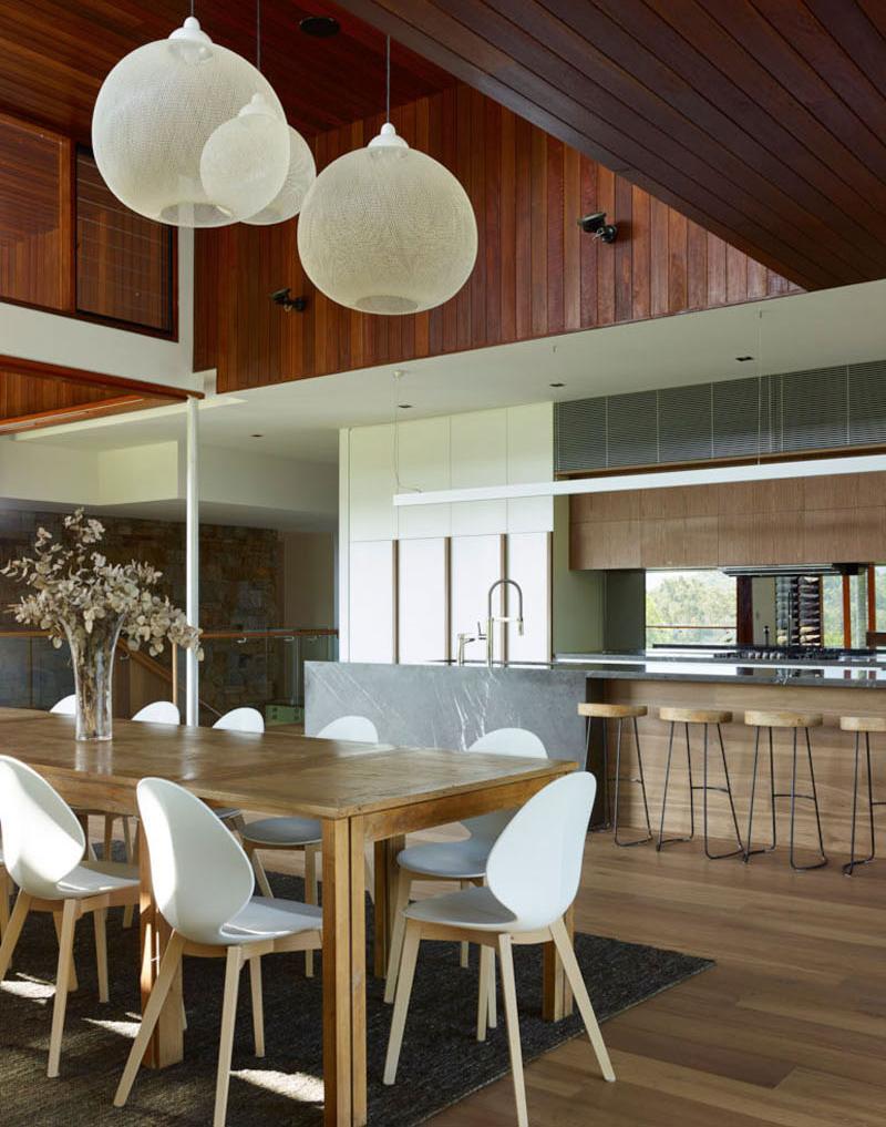 Deerhurst House kitchen
