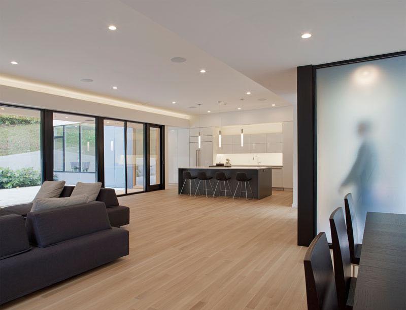 medlin residence flooring