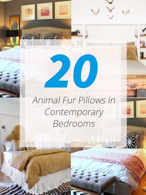 animal pillows bedrooms