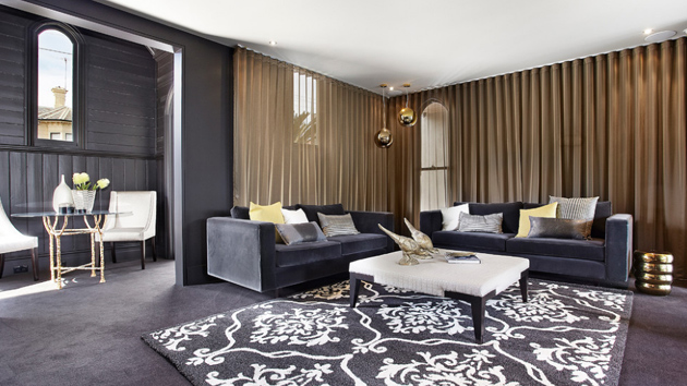 22 Lovely Carpeted Living Rooms Home Design Lover