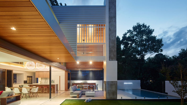 Corner House: A Contemporary Home with Three Courtyards | Home ... on bridge house designs, wall house designs, gate house designs, flat house designs, lane house designs, clay house designs, interior house designs, bird house designs, bay house designs, hill house designs, small house designs, house maps designs, corner architecture, flower house designs, corner building, out house designs, island house designs, chapman house designs, house house designs, anderson house designs,