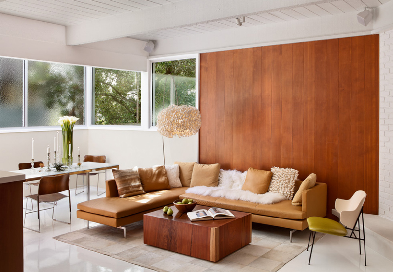 20 Perfect Mid-Century Modern Accent Chairs in the Living Room ...