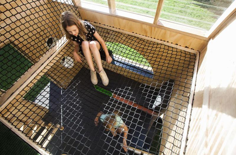 Children's Playhouse net