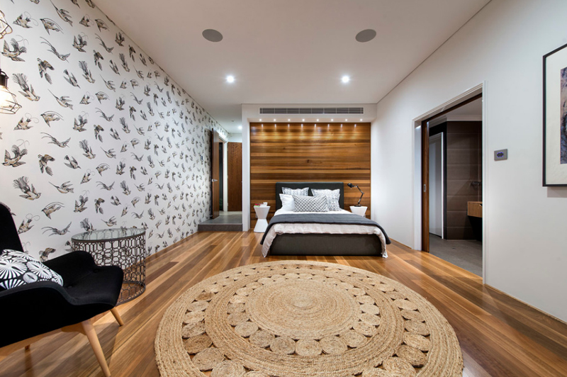 20 Round Area Rugs In The Bedroom Home Design Lover