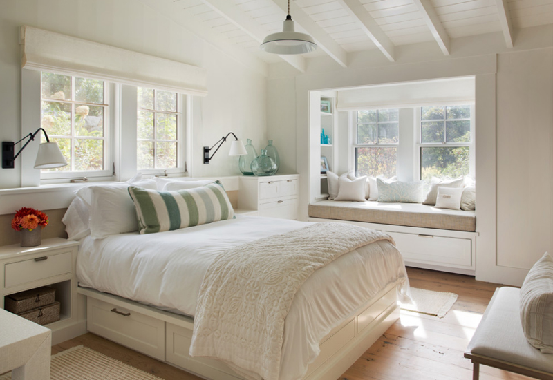 Bay Window Bedroom 20 stunning bay windows with seats in the bedroom | home design lover