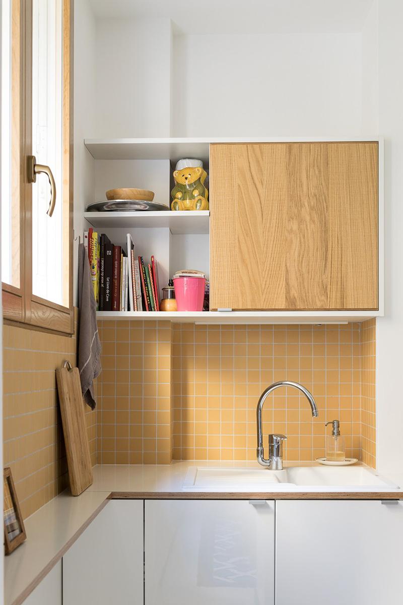 Apartment Huber kitchen