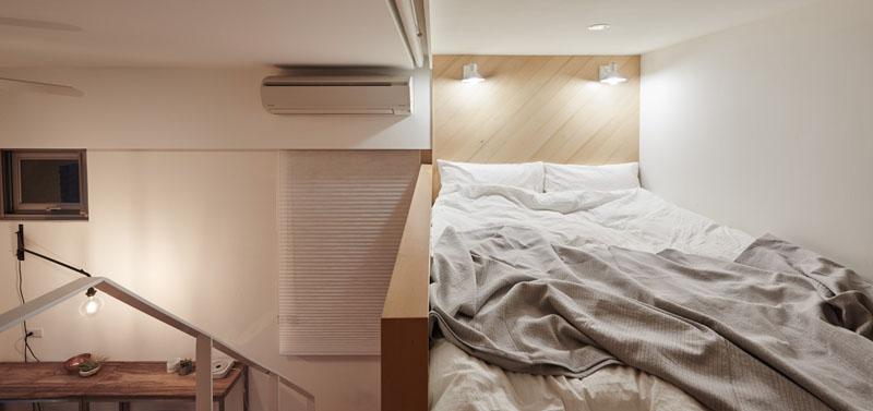 loft apartment loft bedroom
