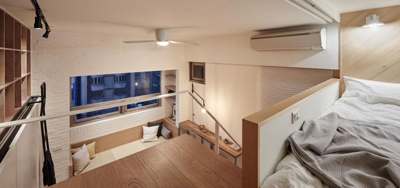 loft apartment ceiling