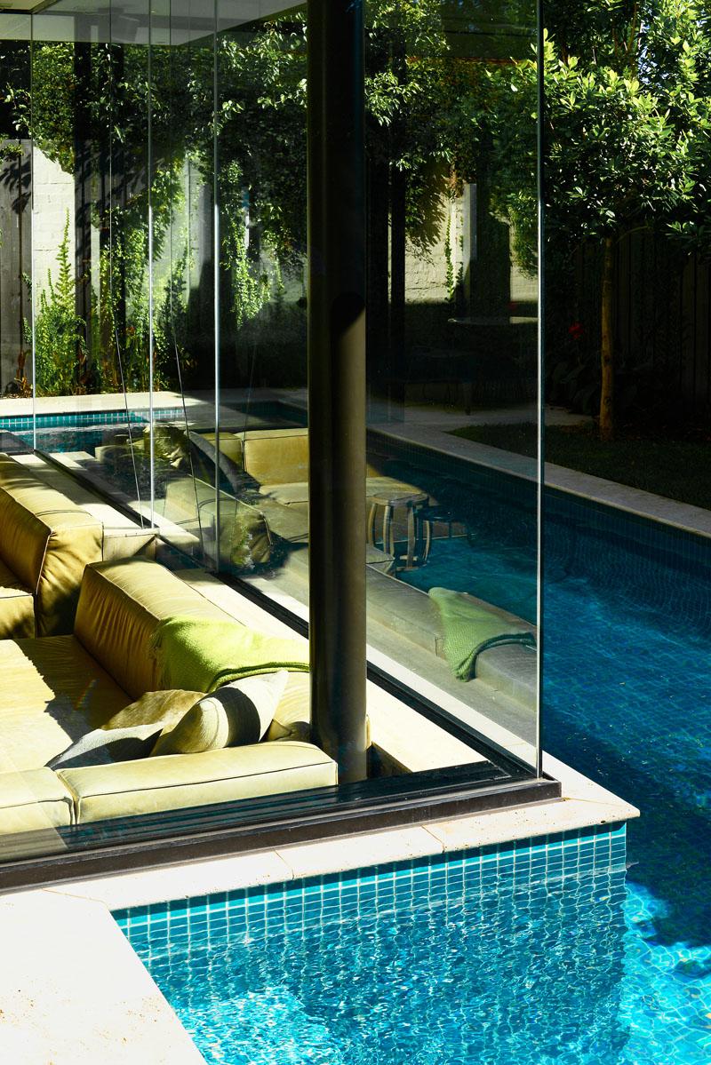 Pool House tiles
