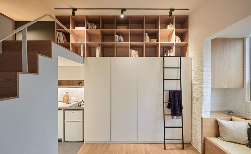loft apartment space