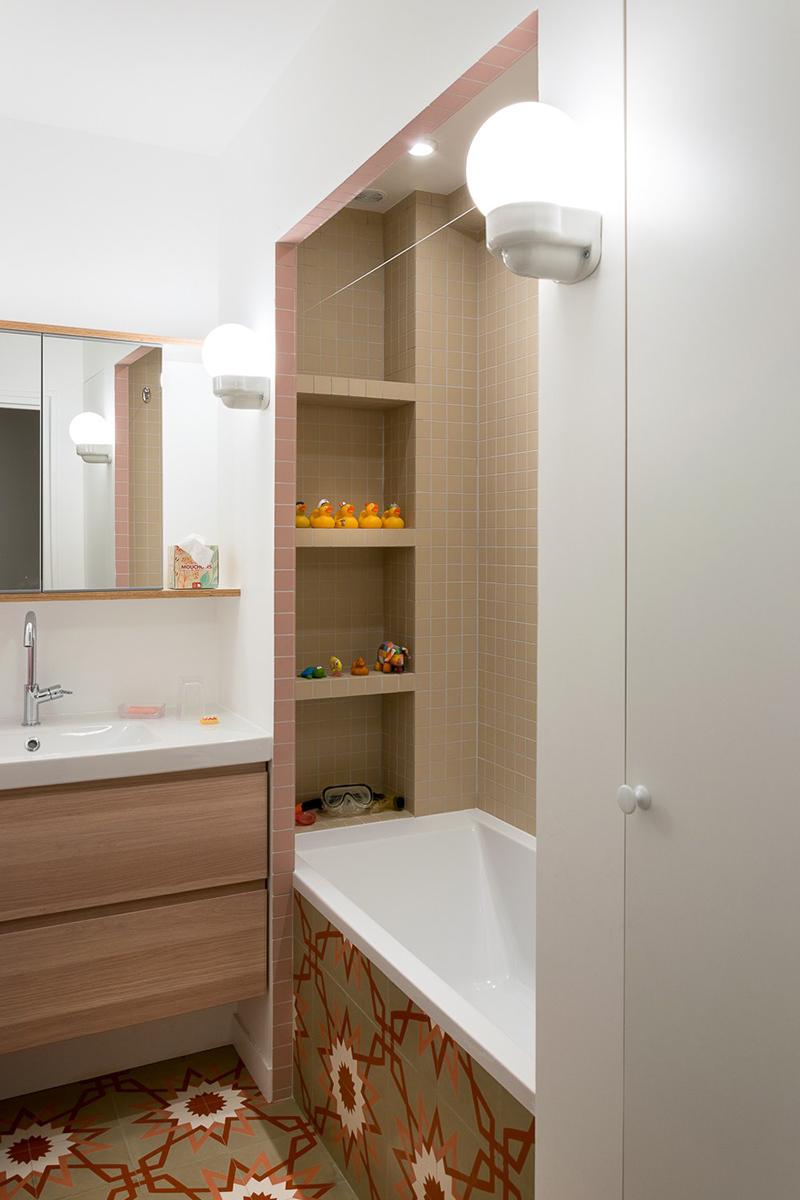 Apartment Huber bathroom
