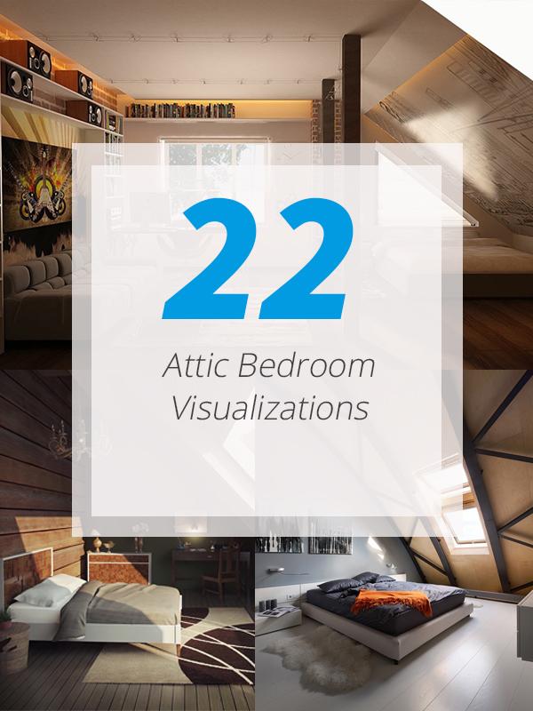 bedrooms attic