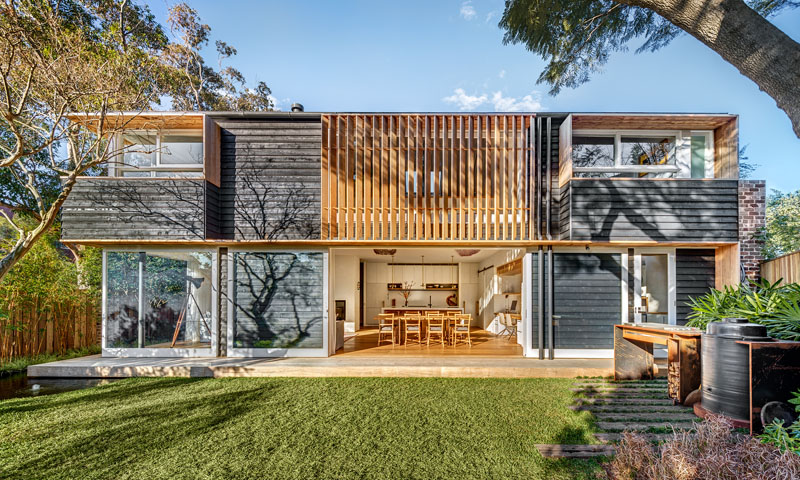 Barn House In Australia A Stunning Contemporary Barn
