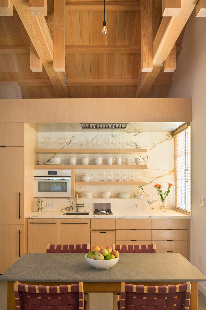 Tiny House Modern Kitchen