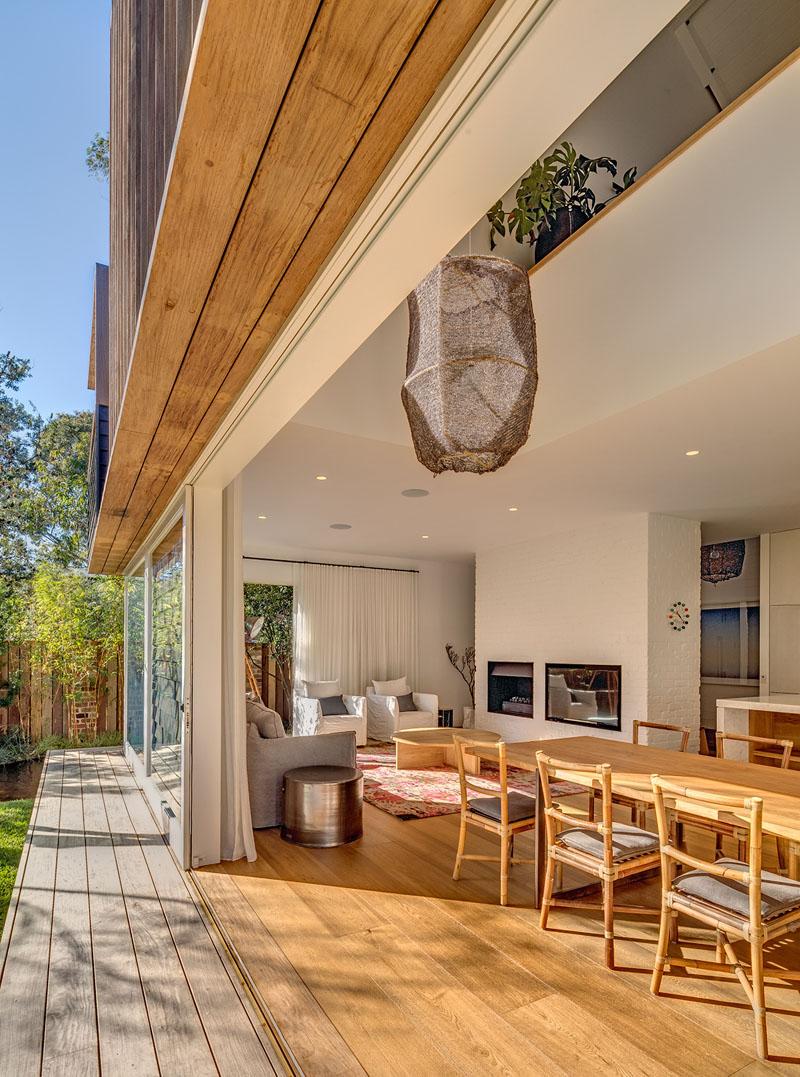 Barn House roof