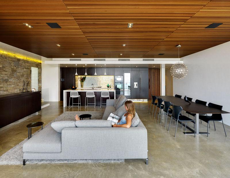 Wategos Residence interior