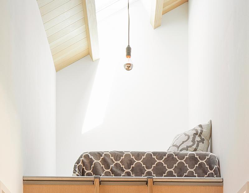 Historic Barn bed