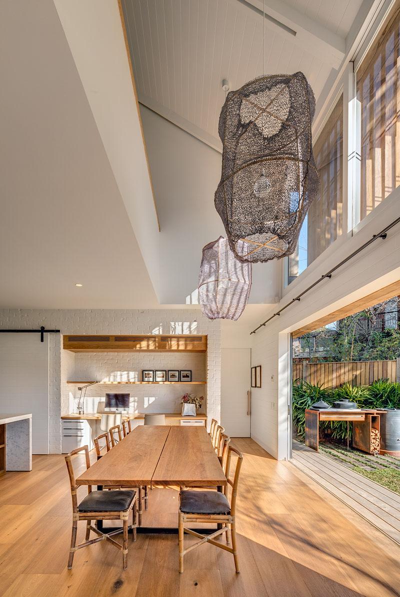 Barn House indoor/outdoor living