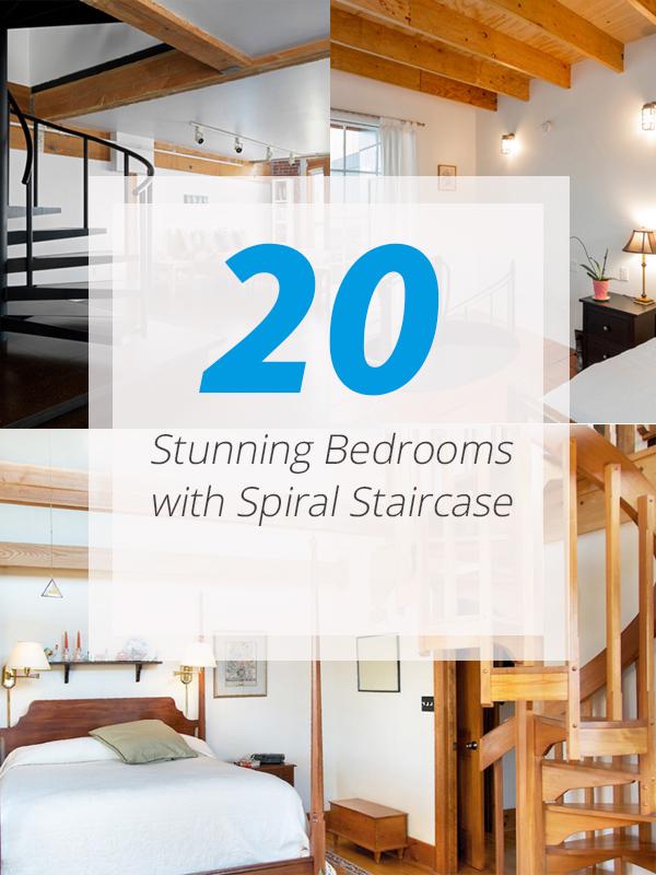 spiral bedrooms