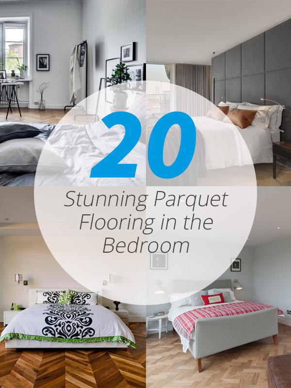 parquet bedrooms